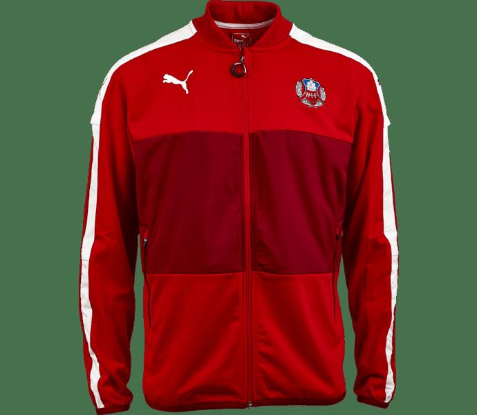Helsingborgs IF Puma Veloce Stadium Jacket RÖD