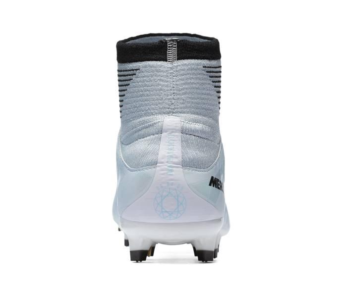 size 40 48891 2de69 Mercurial Veloce III DF CR7 FG Fotbollsskor. Nike  Herr  Blå, Svart, Vit