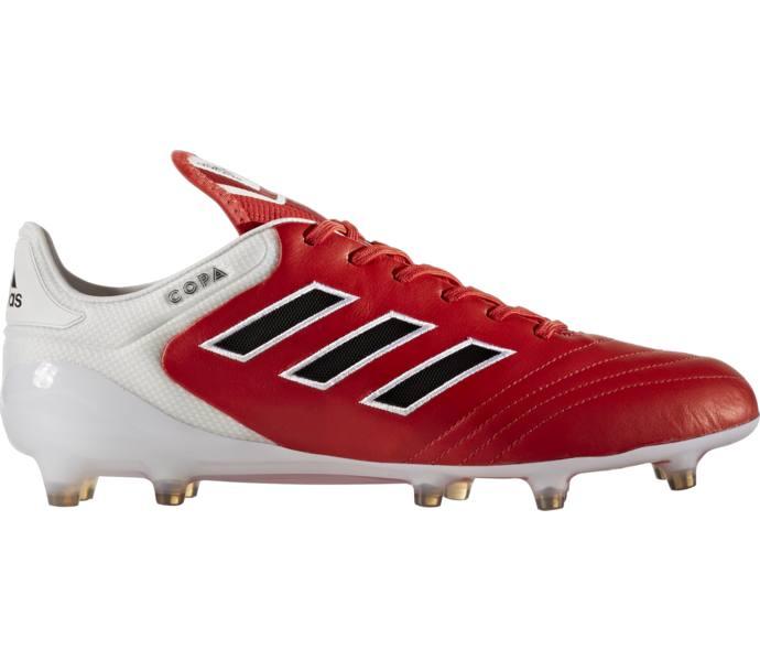 Fotbollsskor för Män adidas Copa 19+ FG Vit Röd