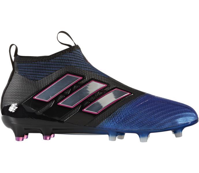 best service 5ad1c 42bb7 adidas Ace 17+ Mastercontrol FG AG Fotbollssko CBLACK FTWWHT BLUE