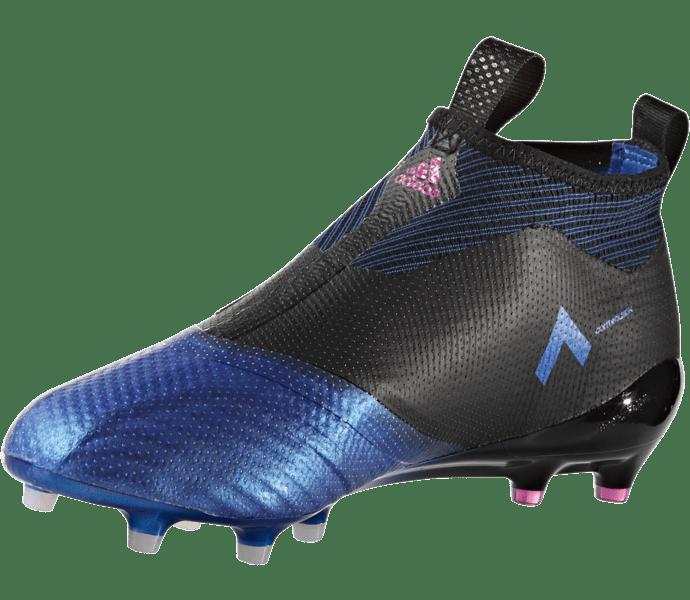 Adidas Ace 17+ Mastercontrol FG/AG Fotbollssko CBLACK/FTWWHT/BLUE