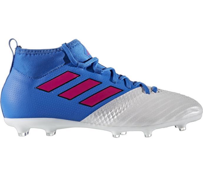the latest 58512 920e0 adidas Ace 17.1 Fg Ag J Fotbollsskor BLUE SHOPIN FTWWHT