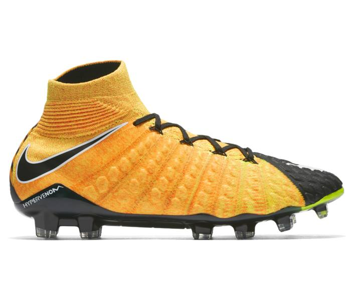 the latest 29fac 1f6e2 Nike Hypervenom Phantom III FG fotbollssko LASER ORANGE/WHITE-BLACK-VOLT