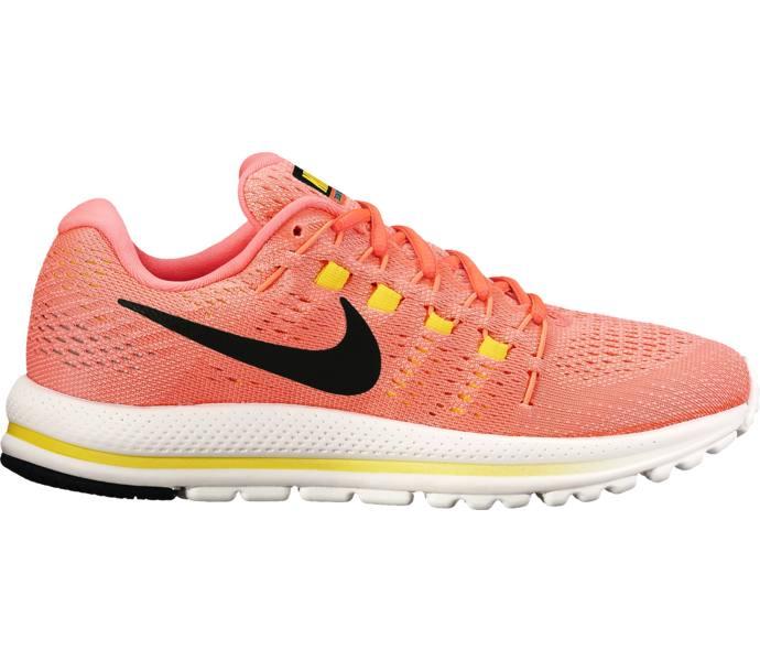 various colors 9be67 df050 Nike Air Zoom Vomero 12 Wmns löparsko HOT PUNCH BLACK-LAVA GLOW-ELEC