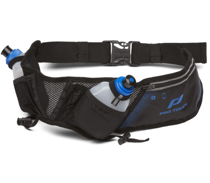Pro touch Trail HB 2x175 vätskebälte BLACK/BLUE