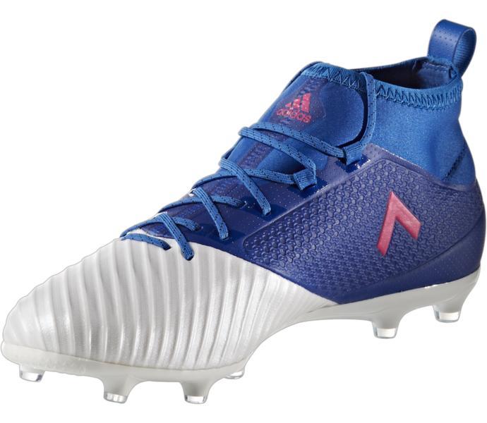 size 40 958ec 11c86 adidas Ace 17.2 Primemesh Fg Ag Fotbollsskor - BLUE SHOPIN FTWWHT -  Intersport