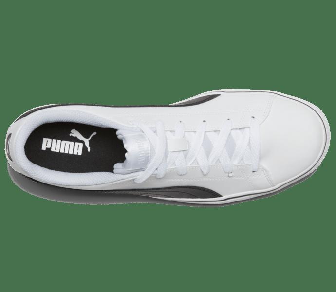 Puma Court Point Vulc v2 streetsko Puma White-Puma Black
