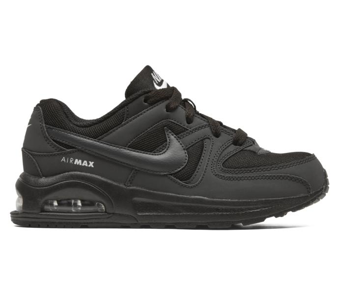 new concept 3bb93 6bd30 Air Max Command Flex (ps) streetsko. Nike  Barn  Svart, Grå, Vit
