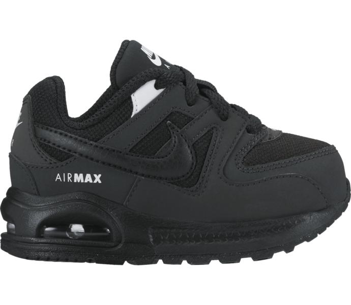 purchase cheap b505f e8e2b Air Max Command Flex (td) streetsko. Nike  Barn  Vit, Grå, Svart