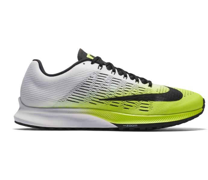 new product cde1f d46bd Nike Air Zoom Elite 9 löparsko VOLT BLACK-WHITE