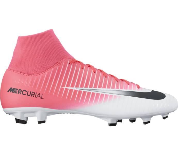 Nike Mercurial Victory VI DF FG fotbollssko - RACER PINK BLACK-WHITE ... 66771815bb001