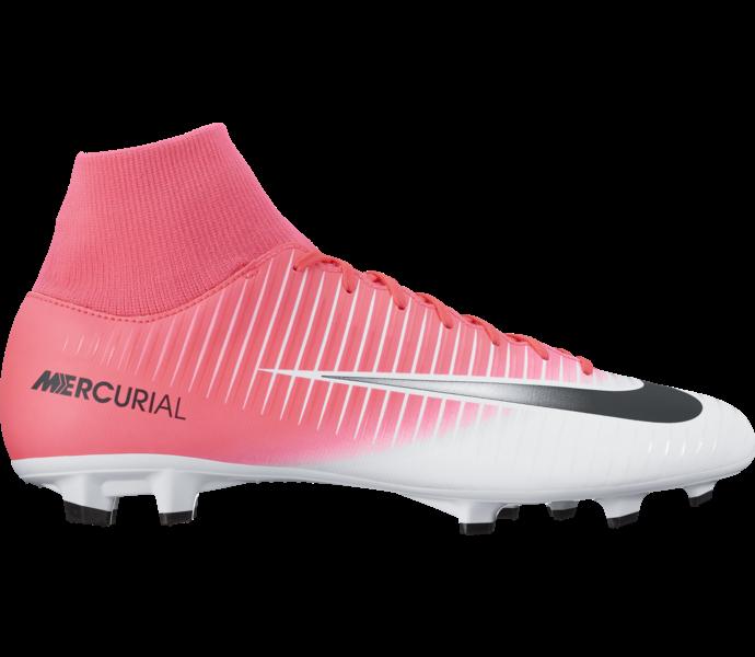 Nike Mercurial Victory VI DF FG fotbollssko RACER PINK/BLACK-WHITE