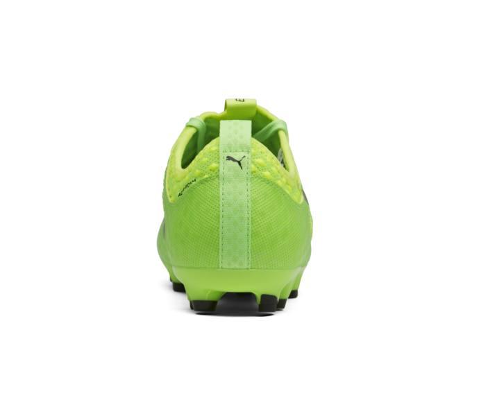 49e05359 Puma evoPOWER Vigor 1 AG JR fotbollssko - Green Gecko-Puma Black-Safety  Yellow - Köp online hos Intersport