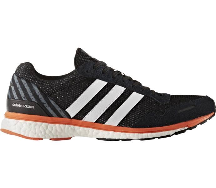 best sneakers 7a638 245b2 Adizero Adios M löparsko. adidas Herr Svart