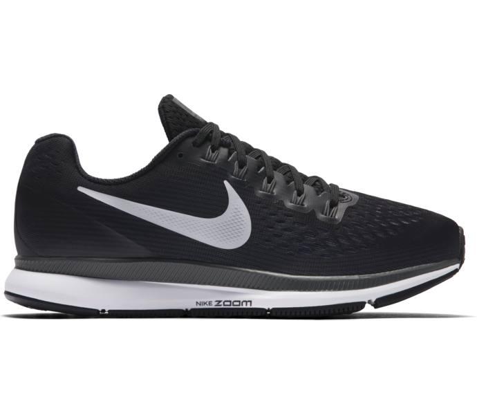 huge discount da36f 05e27 Nike Wmns Air Zoom Pegasus 34 löparsko BLACK WHITE-DARK GREY-ANTHRACI