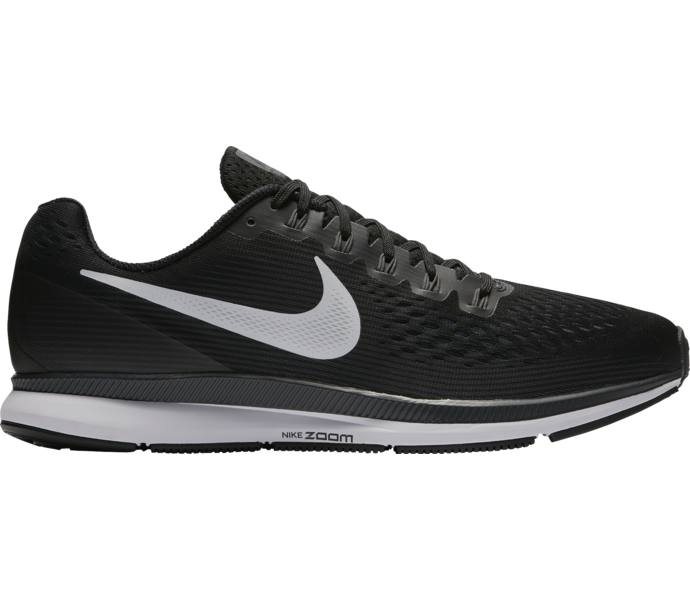 finest selection 7d4aa 2513b Nike Air Zoom Pegasus 34 löparsko BLACK WHITE-DARK GREY-ANTHRACI