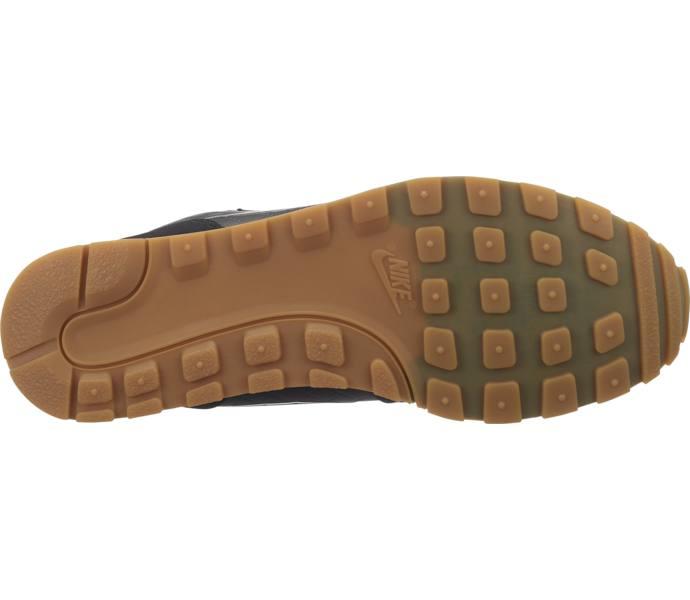 best service dcf24 10403 Nike MD Runner 2 Mid Premium streetsko BLACK BLACK-GUM LIGHT BROWN