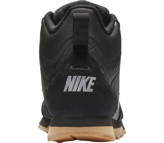 online store 2fe5f 61284 Nike Wmns MD Runner 2 Mid Premium sneakers - BLACK BLACK-GUM LIGHT BROWN -  Intersport