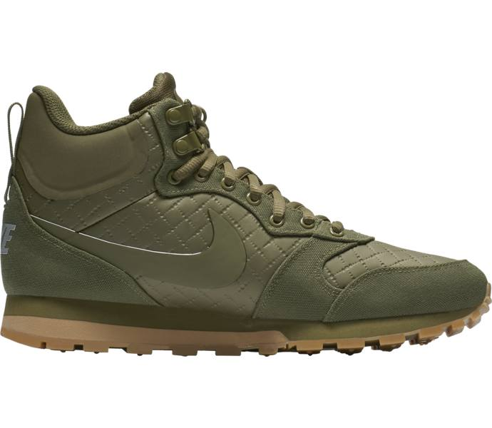 low priced 95574 dca80 Nike Wmns MD Runner 2 Mid Premium sneakers OLIVE CANVAS OLIVE CANVAS