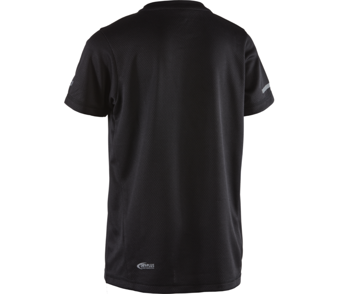 Pro touch Graph t-shirt BLACK
