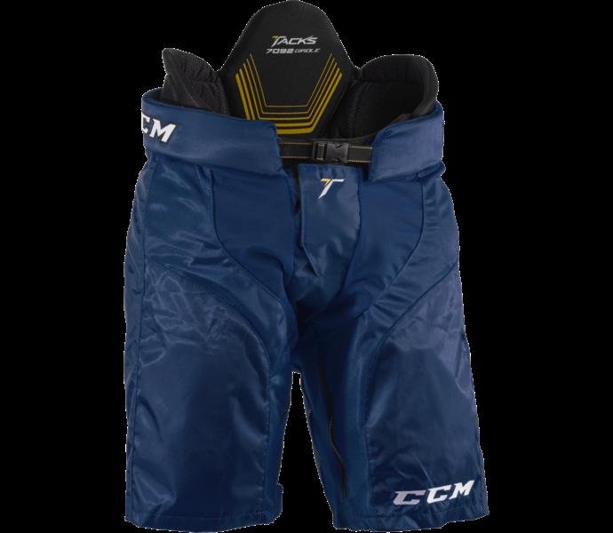 CCM Hockey  PG Tacks 7092 Jr - Hockeybyxa Navy