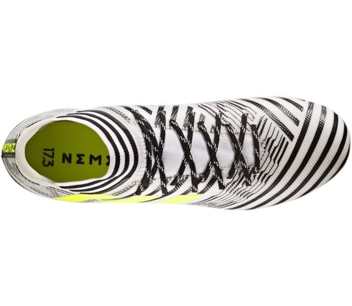 adidas Nemeziz 17.3 Fg Ag Fotbollsskor - FTWWHT SYELLO CBLACK - Intersport fa850970c5ea1