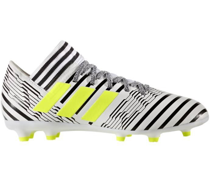 adidas Nemeziz 17.3 Fg Ag J Fotbollsskor - FTWWHT SYELLO CBLACK ... e3629380ebe49