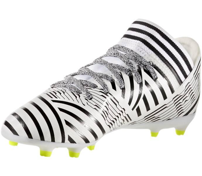 adidas Nemeziz 17.3 Fg Ag J Fotbollsskor - FTWWHT SYELLO CBLACK - Intersport bd2d015f34857
