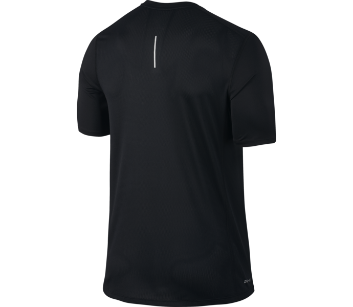 Nike Dry Miler löpartröja BLACK/BLACK