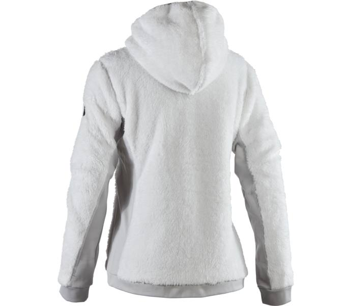McKinley Soft W Highloft fleecetröja BLANC Köp online