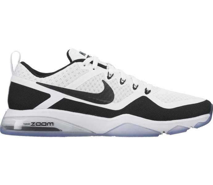 save off 512cf 732ab Nike Wmns Air Zoom Fitness träningssko WHITE BLACK