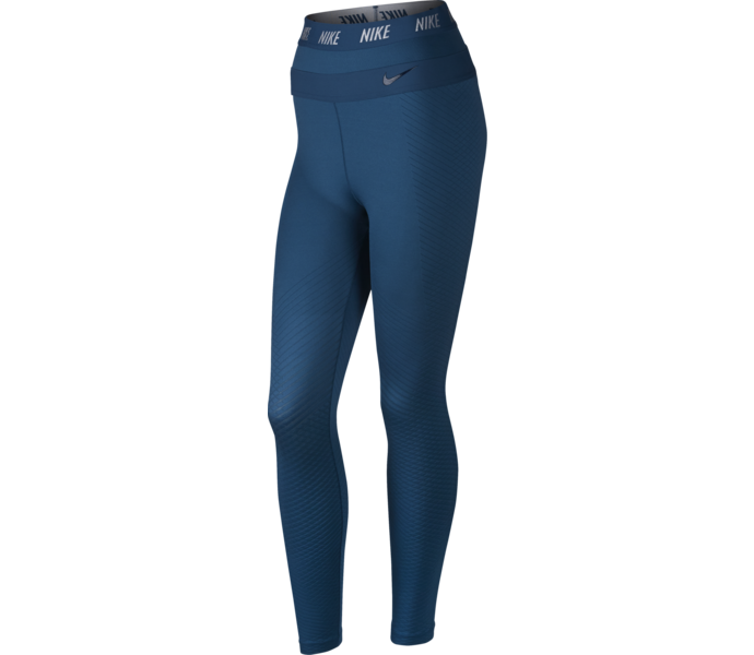 Nike W Zonal Strength tight SPACE BLUE/PURE PLATINUM