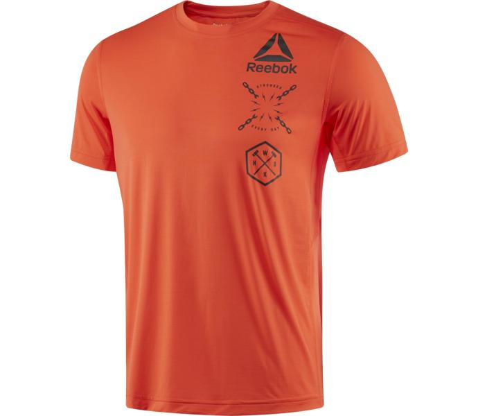 competitive price 90fcb 89d9f Reebok Activchill Graphic t-shirt - CAROTE - Intersport