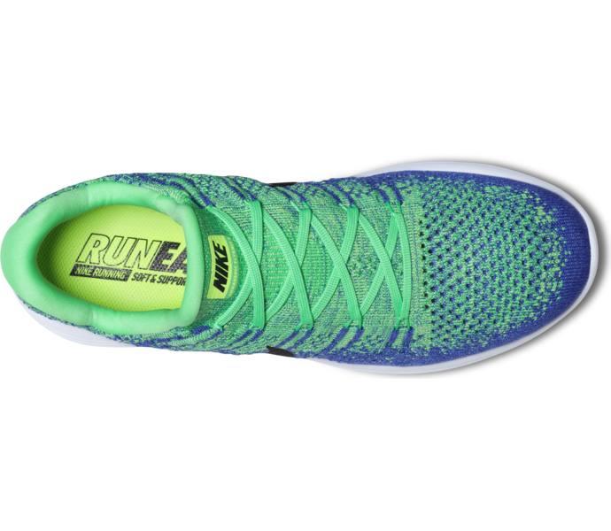 buy popular a5496 ce963 LunarEpic Low Flyknit 2 löparsko. Nike  Herr  Grön