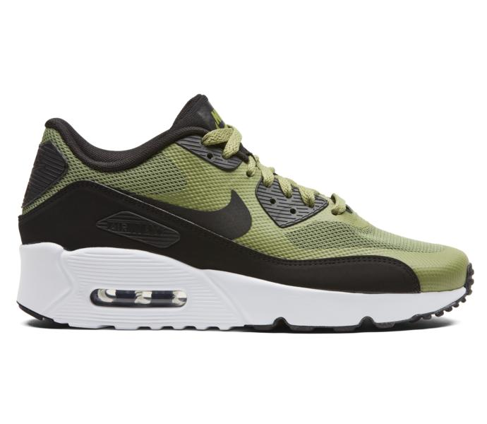 9f423ab3912 Nike Air Max 90 Ultra 2.0 (GS) sneakers - PALM GREEN/BLACK-WHITE ...