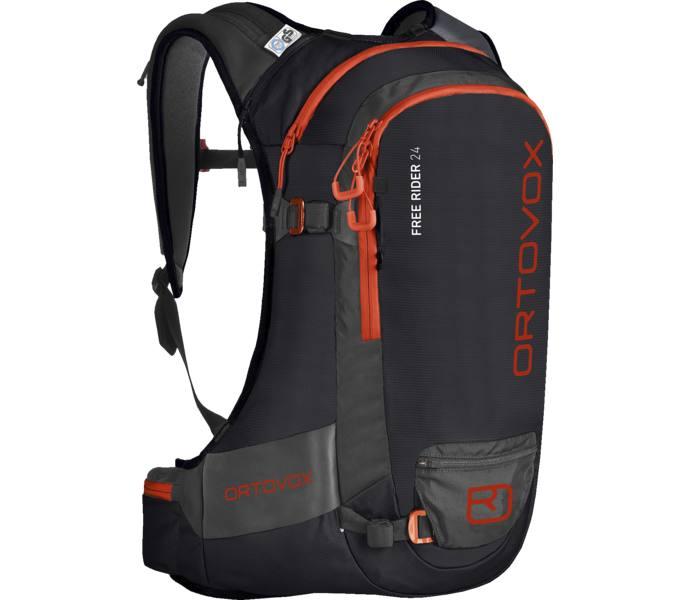 Ortovox Free Rider 24, ryggsäck, black raven