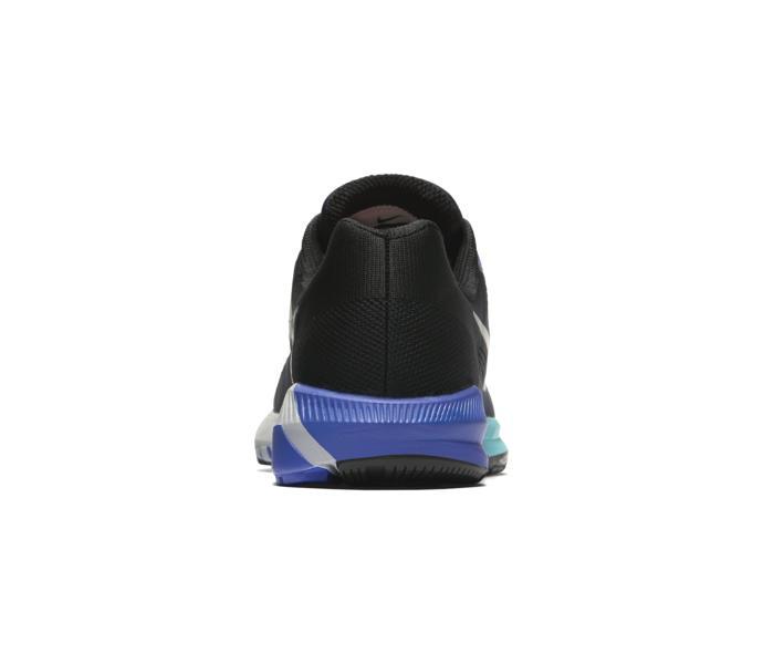 low priced 8ff6f 160b1 Nike W Air Zoom Structure 21 löparsko - THUNDER BLUE METALLIC SILVER-B -  Intersport