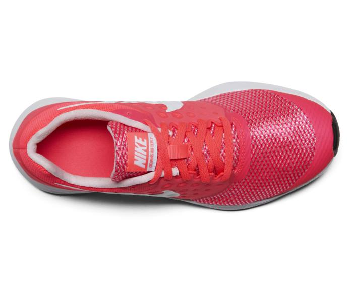 the latest a09fc ac187 Nike Downshifter 7 (GS) löparsko - RACER PINK WHITE-PRISM PINK-BL -  Intersport