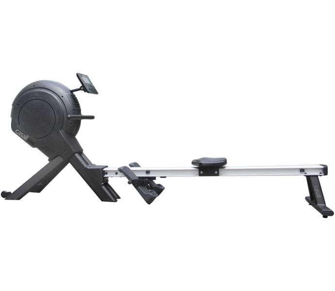 Casall Rower R600 Pro roddmaskin - Black - Intersport d7d19def1fbf9