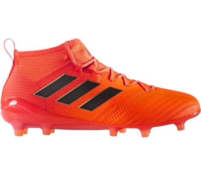 cd3db6a5248 adidas Ace 17.1 FG AG Fotbollssko - SORANG CBLACK SOLRED - Intersport
