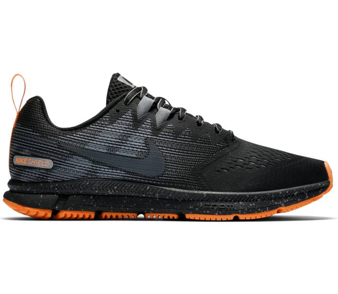 new product 6162c a8efc Nike Zoom Span 2 Shield löparsko BLACK ANTHRACITE-COOL GREY-HYP