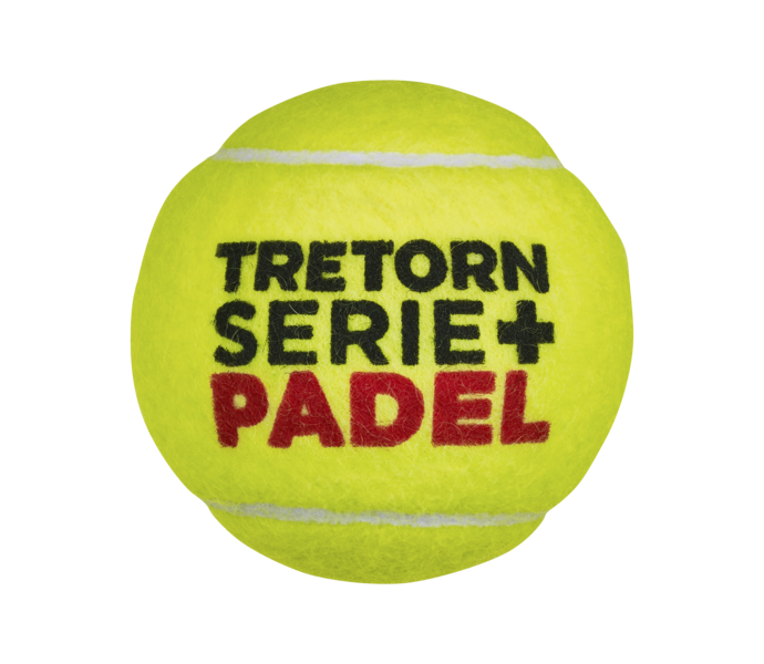 Tretorn Padel 3 tube boll 070/Yellow