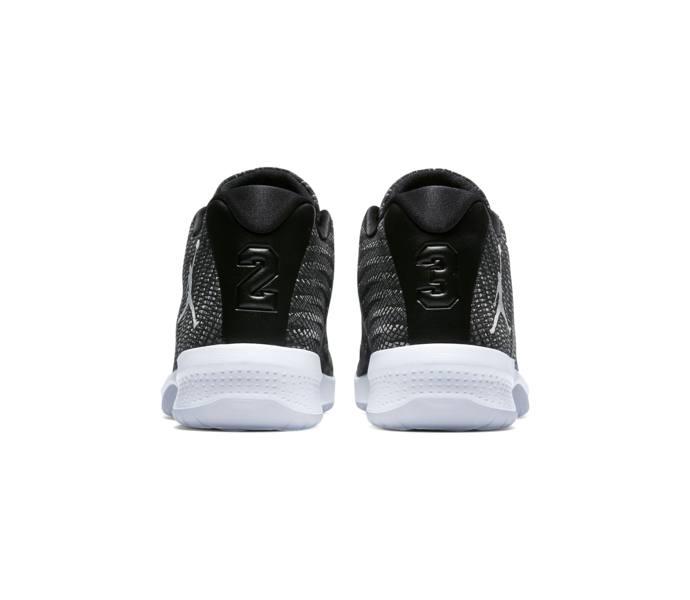 half off eaab0 f020a Nike Jordan B. Fly basketskor - BLACK WHITE-DARK GREY - Intersport