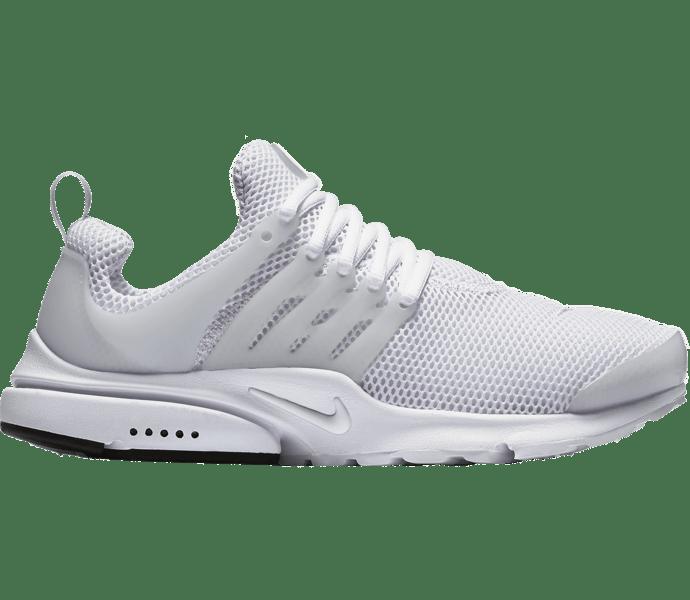 Nike Air Presto streetsko WHITE/WHITE-BLACK
