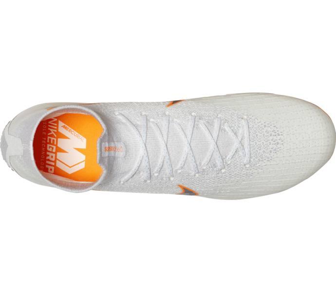 save off 5ef42 f7961 Nike Superfly 6 Elite FG fotbollsskor - WHITE MTLC COOL GREY-TOTAL ORA -  Intersport
