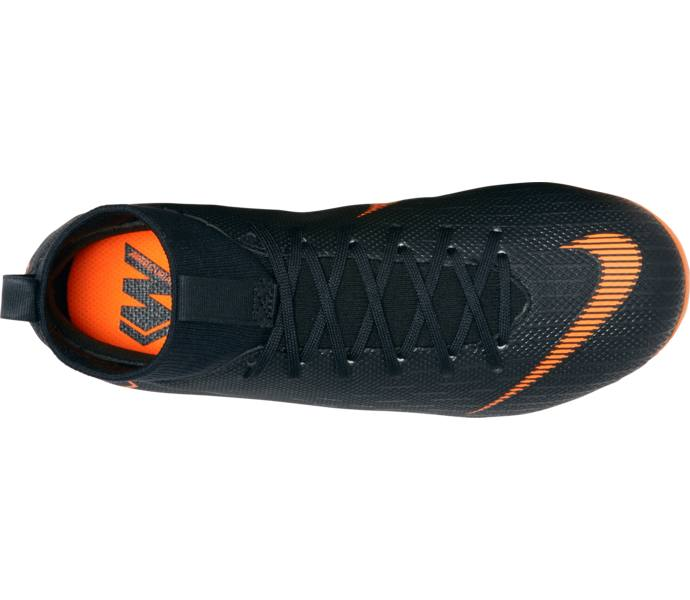 competitive price 5706d a2644 Nike JR SUPERFLY 6 ACADEMY GS MG - BLACK TOTAL ORANGE-WHITE - Intersport