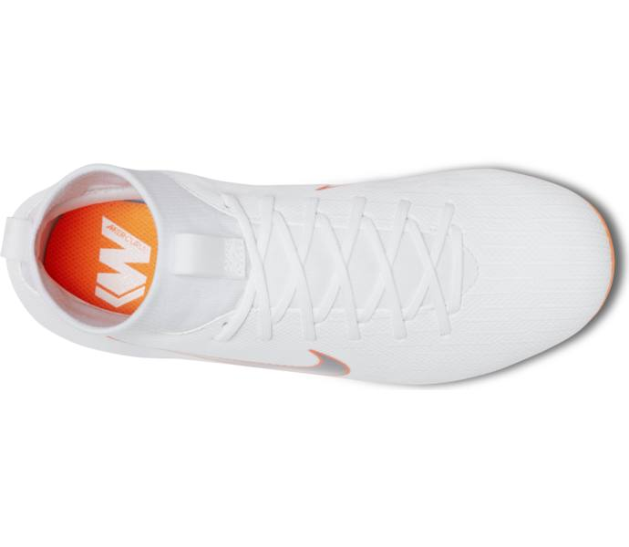 reputable site 474cd cdb14 Nike JR SUPERFLY 6 ACADEMY GS MG - WHITE CHROME-TOTAL ORANGE-CHRO -  Intersport