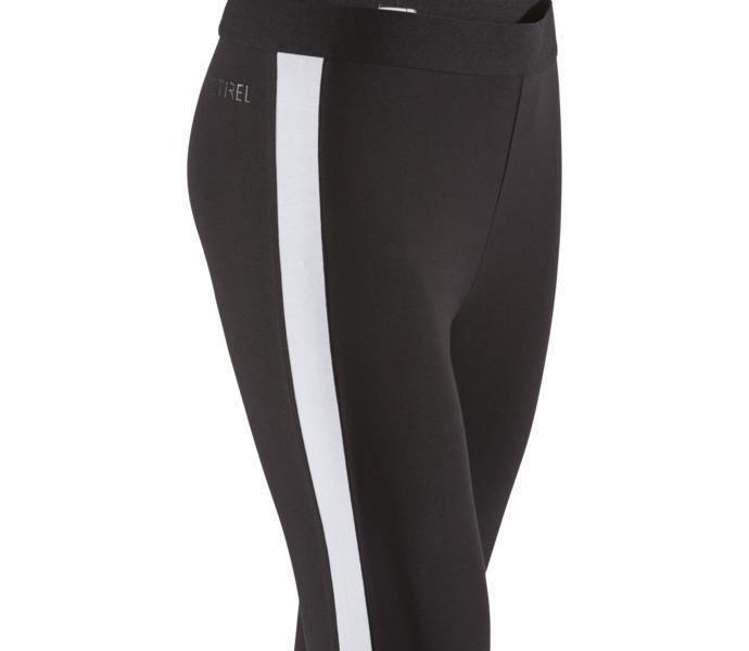 916f2d5d495 Etirel Minna W Stripe leggings - BLACK - Köp online hos Intersport