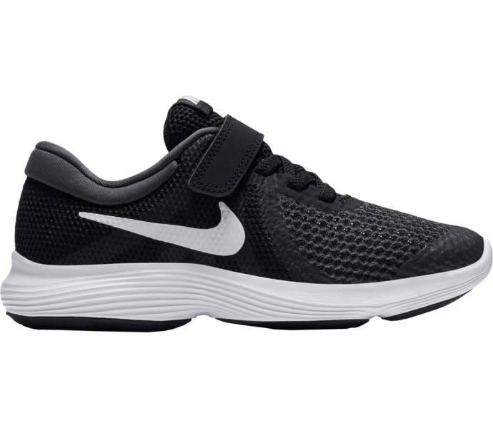 timeless design 1dab1 ae7cb Nike Revolution 4 (PSV) löparsko BLACK WHITE-ANTHRACITE