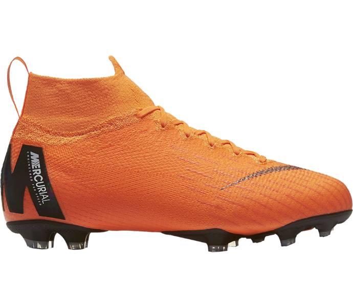 info for 34008 258ee Nike Jr Superfly 6 Elite FG fotbollssko - TOTAL ORANGE BLACK-TOTAL ORANG -  Intersport